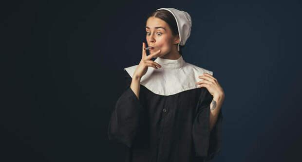 Блог Павла Аксенова. Анекдоты от Пафнутия про монашек. Фото vova130555@gmail.com - Depositphotos