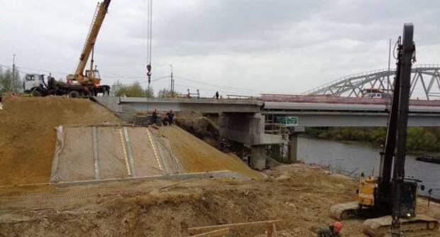 Новый Афанасьевский мост в Воскресенске откроют досрочно