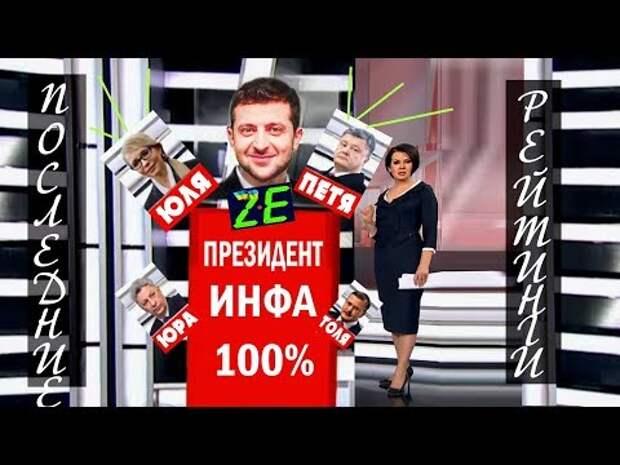 Кто победит: «Мертвые души» Порошенко или «Слуга народа» Зеленского?
