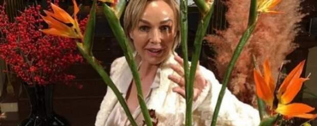 Актриса Наталья Андрейченко рассказала о новом романе