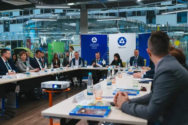 Образовательные проекты об экологии обсудили на форуме-выставке «Чистая вода» в Сколково