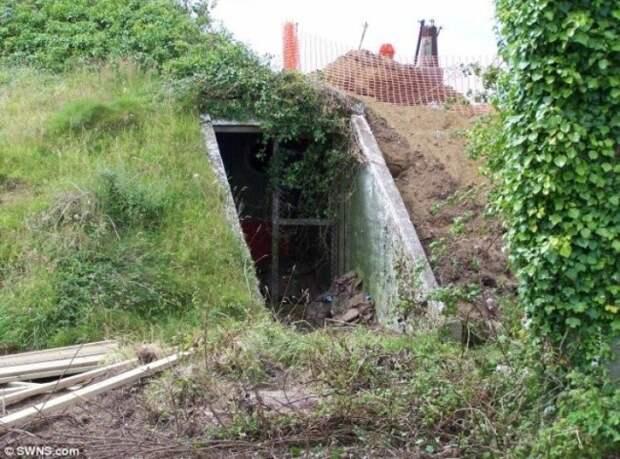 Девушка купила старый бункер и сотворила с ним невероятное .polnoje девушки, своими руками, сделай сам