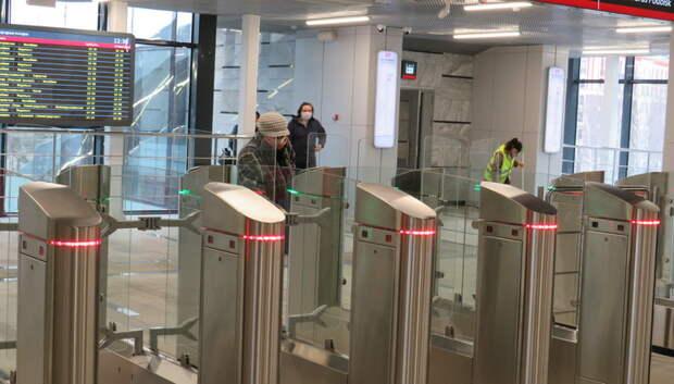 У пассажиров МЦК и МЦД не проверяют наличие электронных пропусков