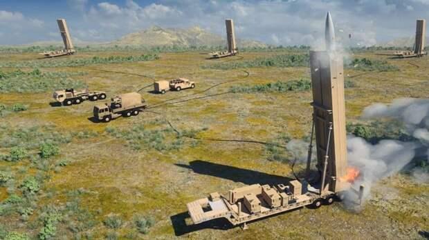 Армия США раскрыла дальность действия своего гиперзвукового оружия