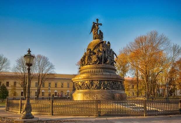 Вот ты какой Великий Новгород путешествия, туризм, великий новгород, история, кремль, церковь, собор, отчет, фотография