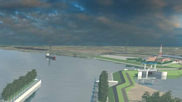 ВРостовской области завис проект строительства Багаевского гидроузла
