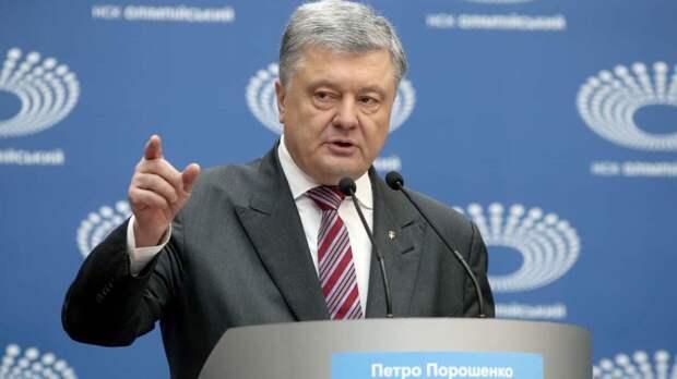 США вновь делают ставку на Порошенко из-за неудач Зеленского