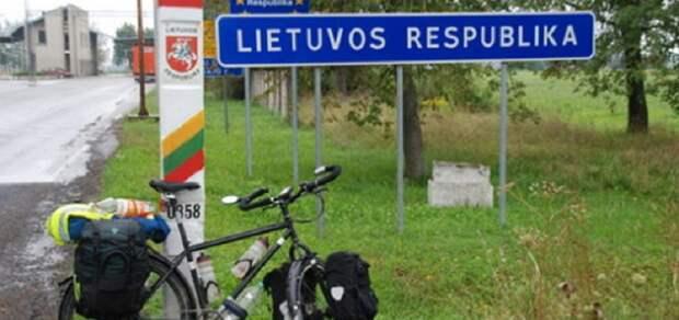 «В термосах жидкость желтого цвета»: литовцы ужаснулись поведением мигрантов