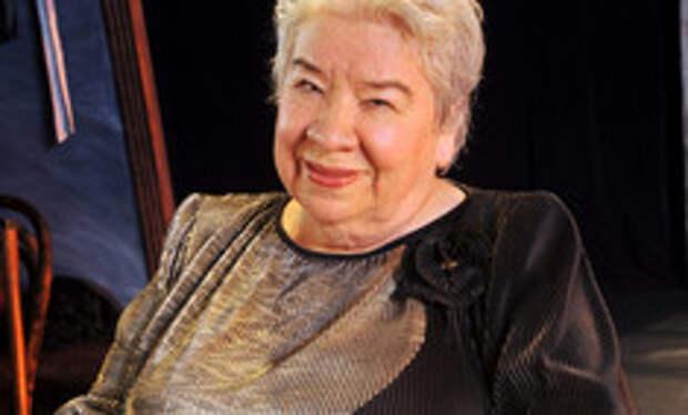 Больше всего на свете любила смешить: умерла «бабушка комедии» Кира Крейлис-Петрова