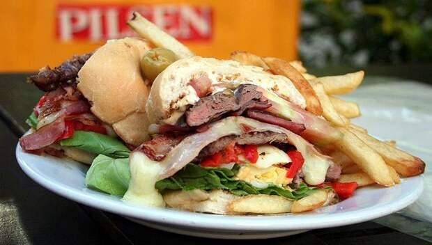 Sandwiches05 Вокруг света с бутербродами