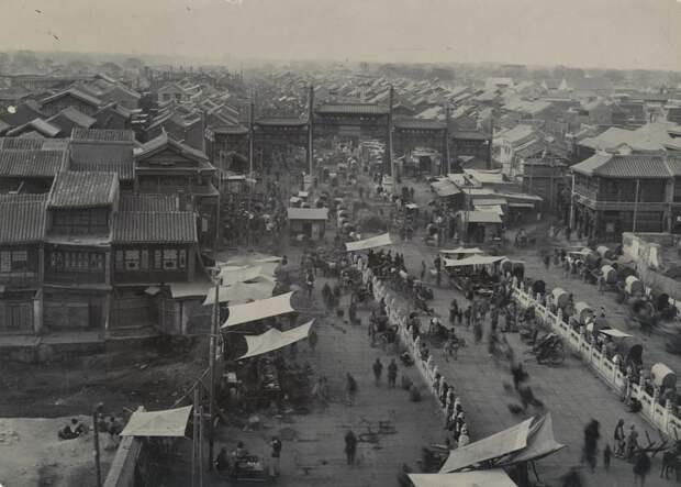Редчайшие кадры Китая времён династии Цин: природа, люди, города безвозвратно ушедшей эпохи 44