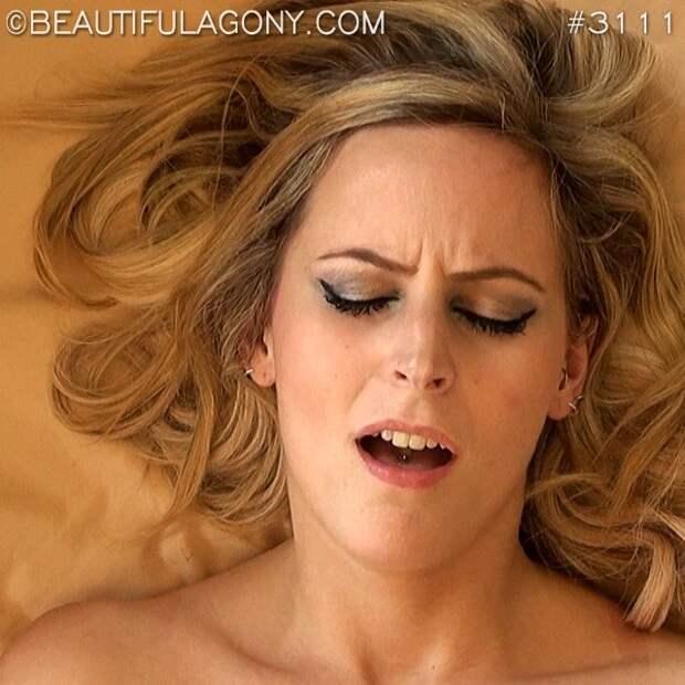 Прекрасная агония: сексуальность человеческого лица в момент оргазма