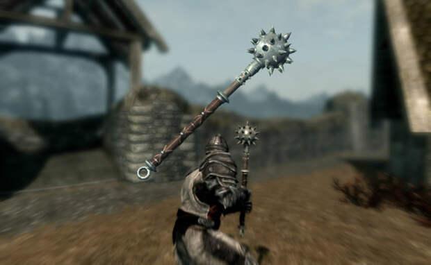 Булава — оружие с загадочной историей