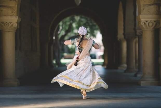 В Тимирязевке впервые провели фестиваль народного танца