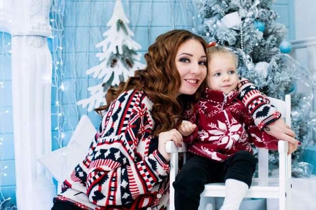 Анна с дочкой Алисой.Фото: соцсети