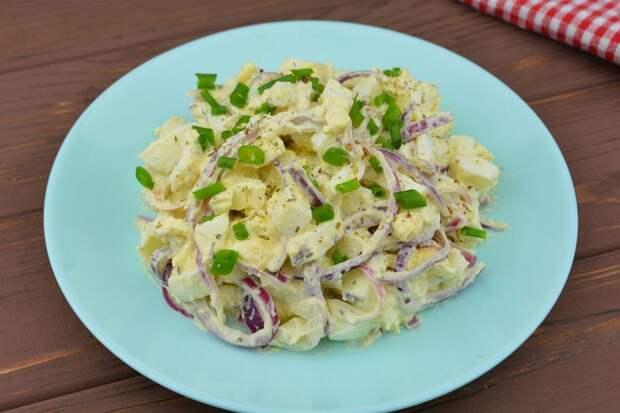 Салат «Чиполлино» — вкусный и быстрый в приготовлении