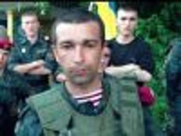 Командир роты Нацгвардии Украины: нас выбросили, как мусор