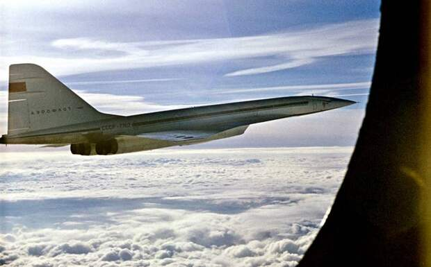 Почему  Россия решила «воскресить» идею сверхзвукового лайнера