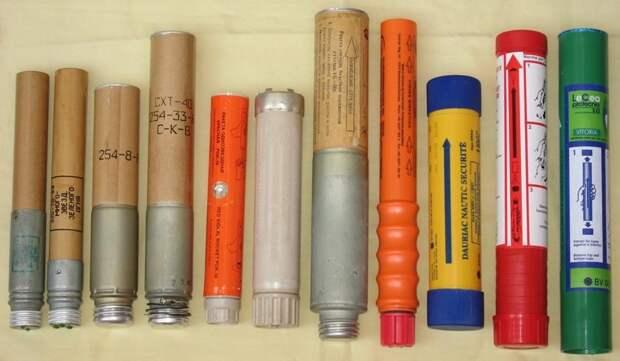 Сигнальные ракеты в чрезвычайных обстоятельствах: демаскировка или спасение?