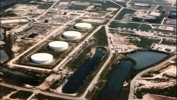 Запасы нефти вСША выросли на7,5млн баррелей, бензина— упали на100тысяч баррелей