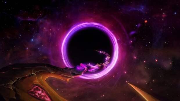 Темный поток: необъяснимая загадка Вселенной