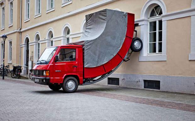 Арт-мобиль: автомобили в скульптуре