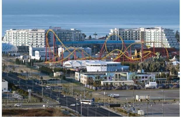 Российские семьи бросились скупать жилье в Сочи