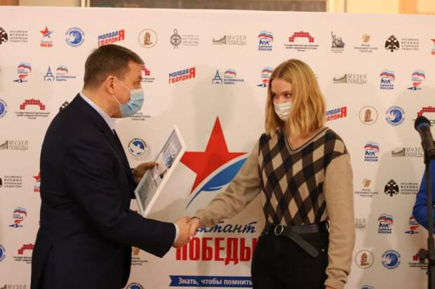 Диктант Победы-2021 в Москве собрал еще больше участников