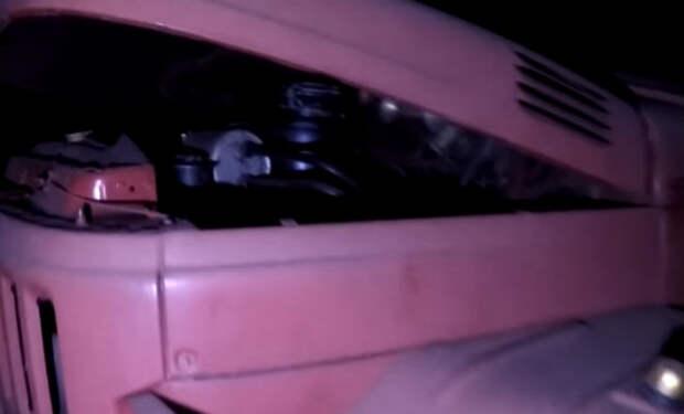 Находки в законсервированных убежищах СССР: спрятанные партийные автомобили
