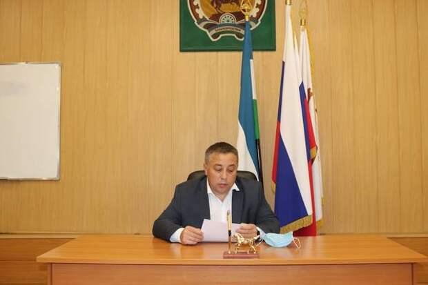 В Администрации Демского района состоялось внеочередное заседание КЧС ПБ