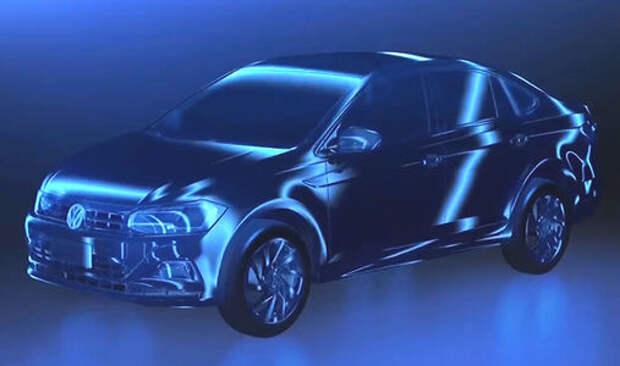 Volkswagen рассказал о маленьком кроссовере T-Roc и новом седане Polo