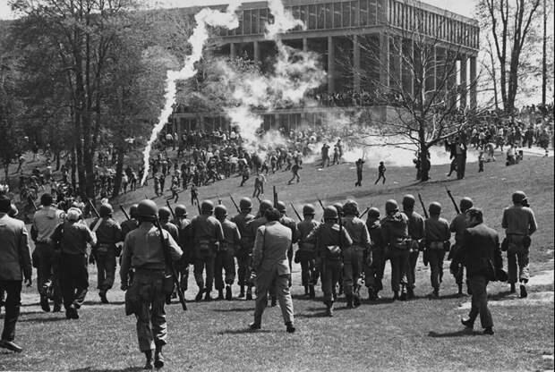Бунт в Московском университете 1970 г.