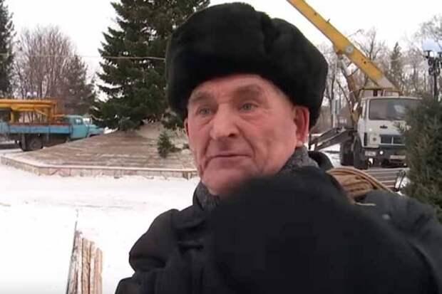 Главный юродивый России. Почему бийский пенсионер внезапно стал совестью нации