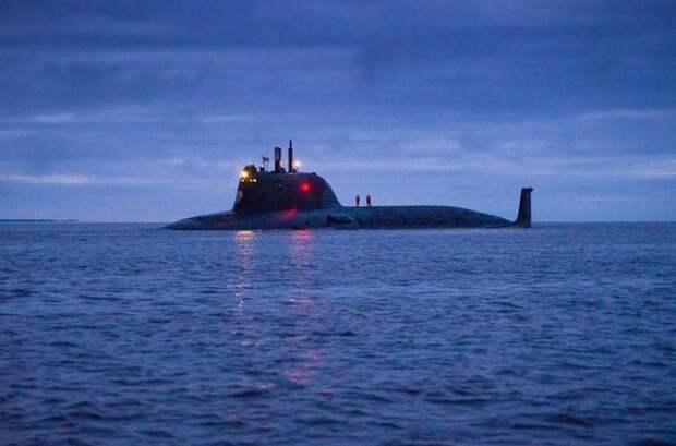 Топ-3 субмарин по глубине погружения