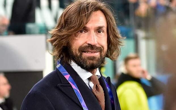 Пирло — о финале Кубка Италии: «Я лишь начинаю свой путь и надеюсь, что таких матчей у меня будет много»