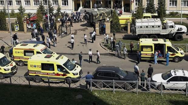 Стрельба в Казани: что происходило в школе, почему не приехал Путин, за что критикуют власти