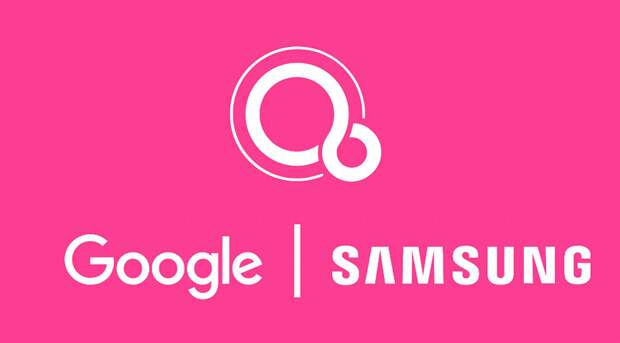 Над операционной системой Google Fuchsia теперь работает и Samsung