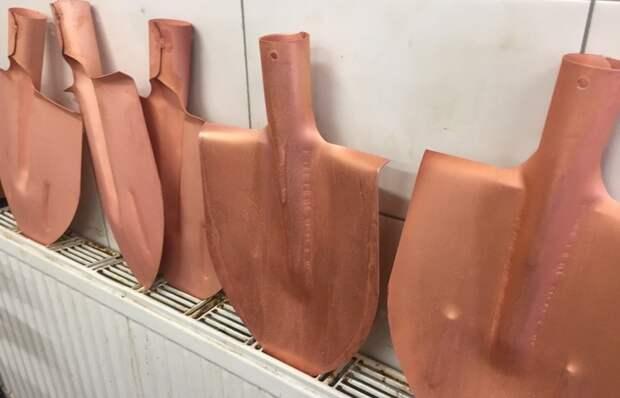 Как самостоятельно покрыть стальное изделие медью