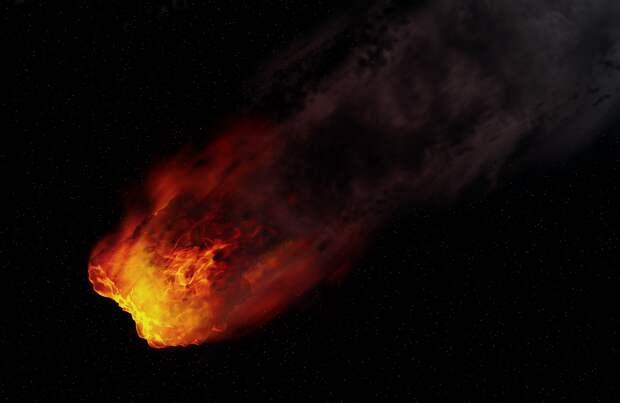 Российский астроном рассказал о редком метеорите, упавшем в Китае