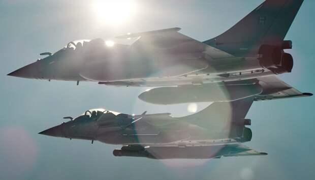 Франция предлагает Украине истребители Rafale