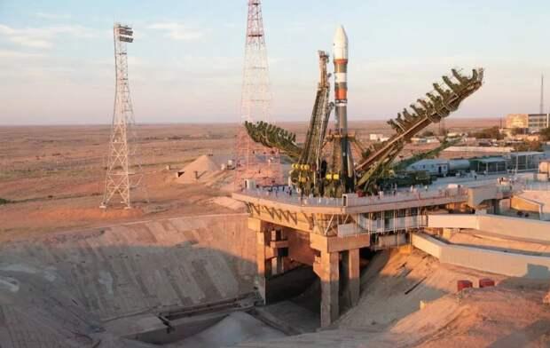 настоящий космодром Байконур Казахстан