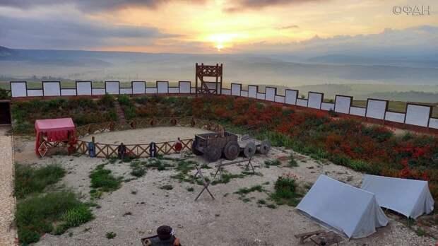 Три исторические локации в одном пункте: местные рассказали о необычном парке в Крыму
