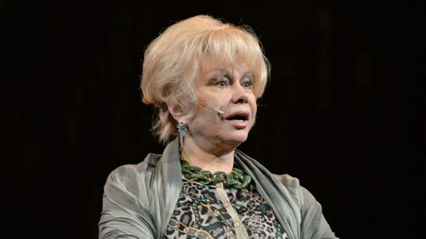 Актриса Ольга Богданова призналась, что Олег Табаков был с ней холоден
