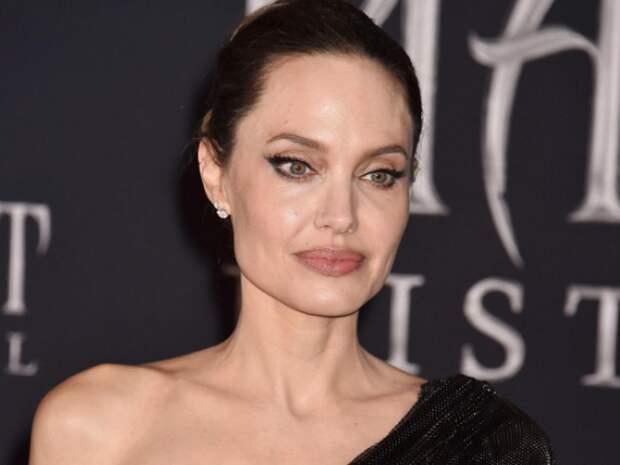 Анджелина Джоли рассказала, почему вернулась к актёрской профессии
