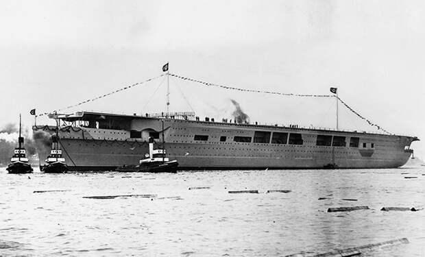 На дне Балтики нашли единственный авианосец Рейха, который считался пропавшим 60 лет