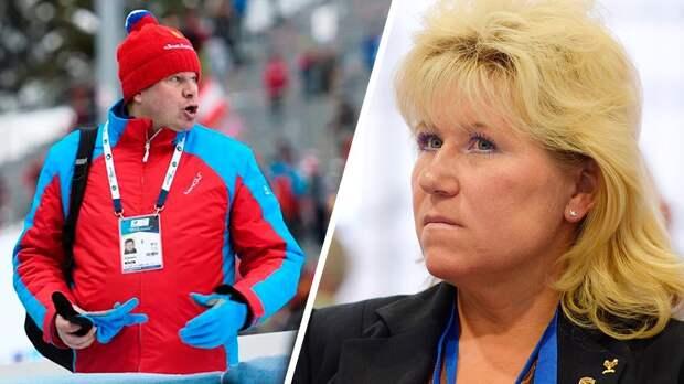 «Дима, ты, может, прикроешь свой рот иногда?» Резцова ответила Губерниеву, назвавшему еепозором российского спорта