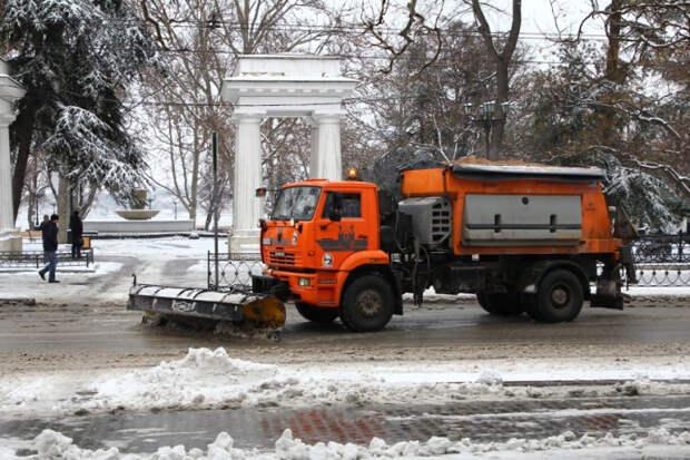 Как Севастополь готовится к снежным морозам