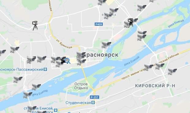 На краевых трассах подключены 15 новых камер видеофиксации нарушений ПДД