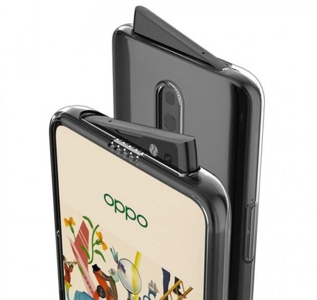 Скрытая селфи-камера и экран Full HD+: раскрыто оснащение смартфона OPPO Reno