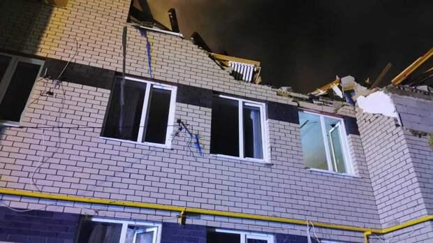 Младенца достали живым из-под завалов дома под Нижним Новгородом